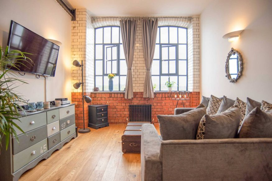 Airbnb Bristol - Print Factory