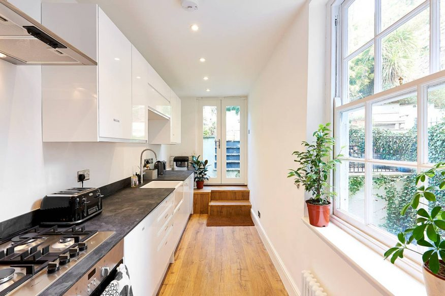Airbnb Bristol -Stylish Clifton Flat