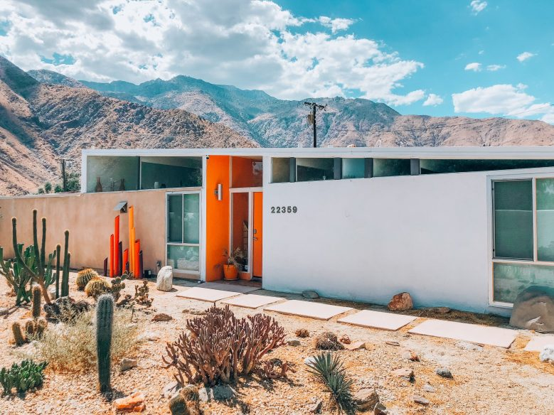 Airbnb Palm Springs - Dazey Desert House