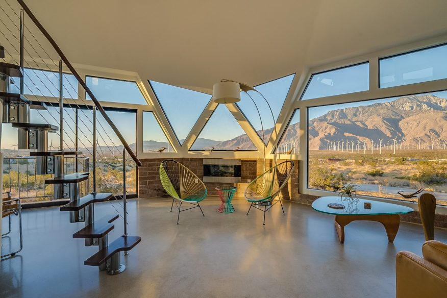 Airbnb Palm Springs - Dome House