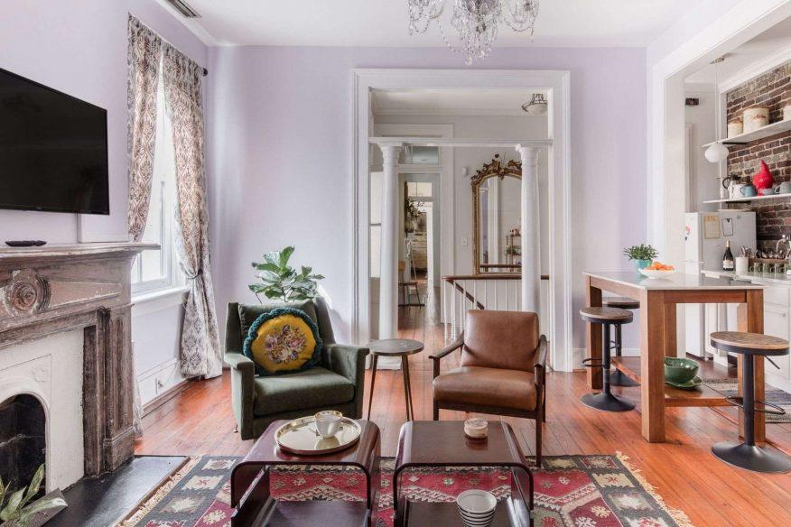 Enchanting Apartment - Airbnb Charleston