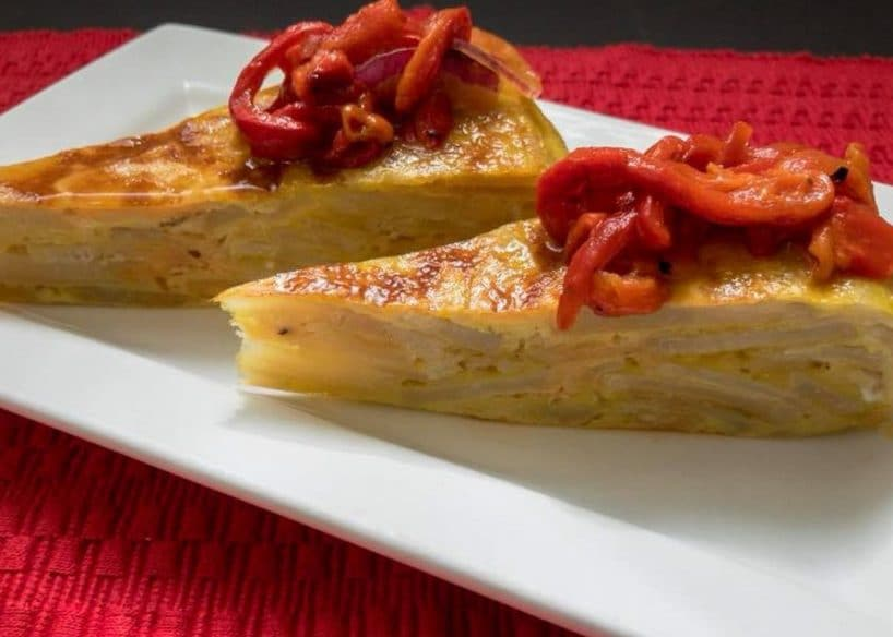 How to make spanish tortilla online