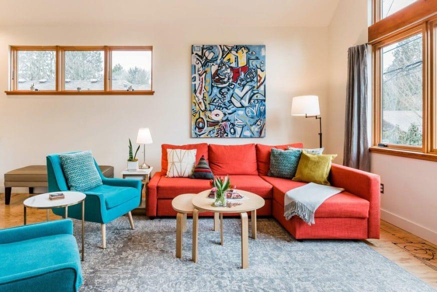Clinton Street Airbnb Portland