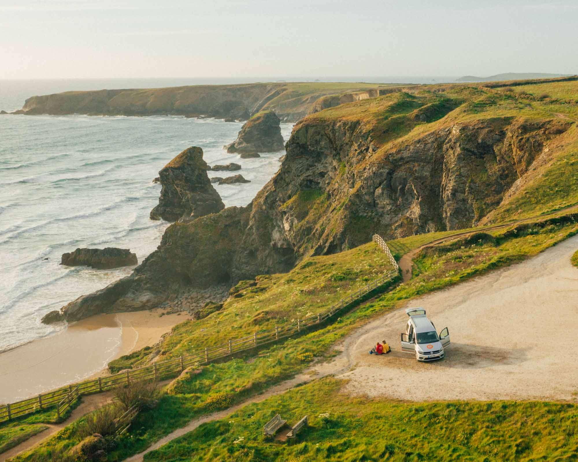 Best UK Road Trips - Cornwall