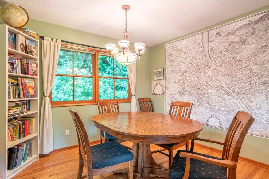 Forest in the city - Airbnb Portland
