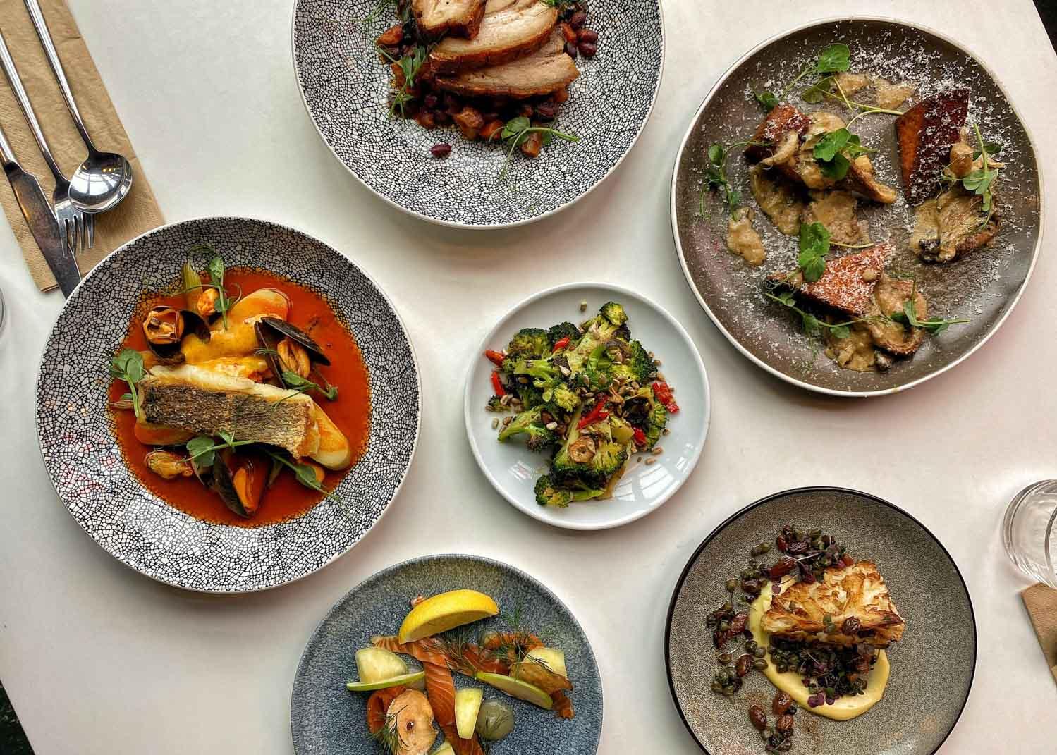 Best Bristol Restaurants: Jamaica Street Stores