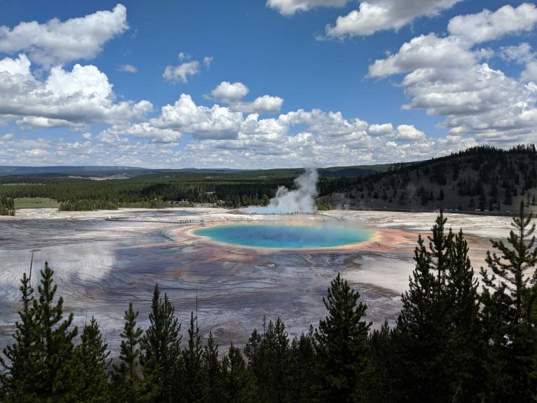 Best US Road Trips: Yellowstone