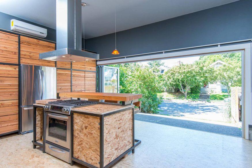 Zen Loft - Airbnb Portland