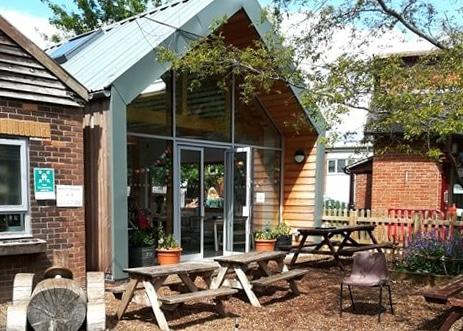 Best Bristol Restaurants: City Farm Cafe