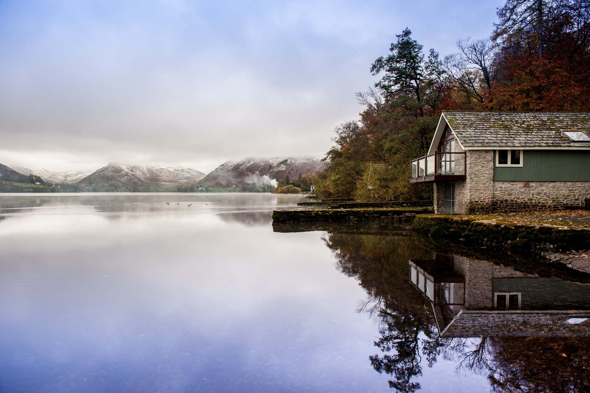 Airbnb Lake District: Far Boathouse