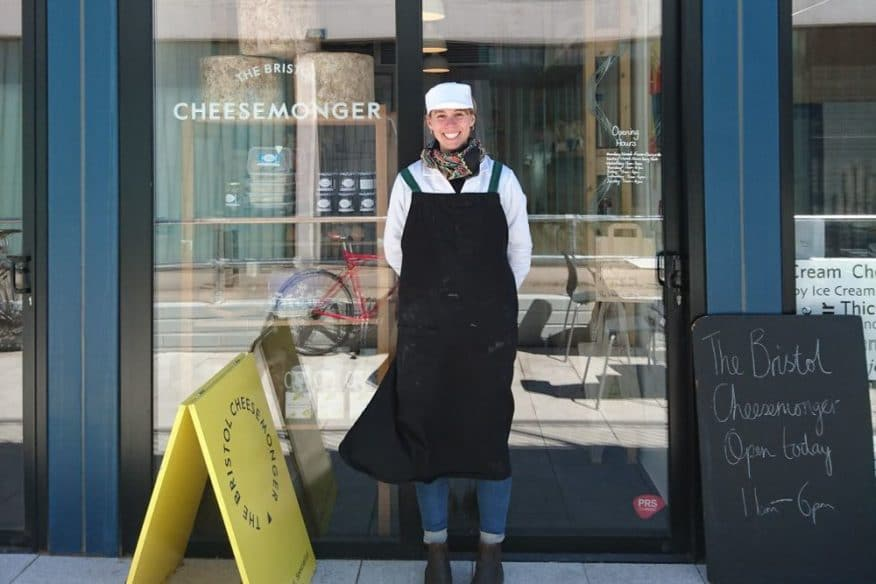 Best indy restaurants - Cheesemonger