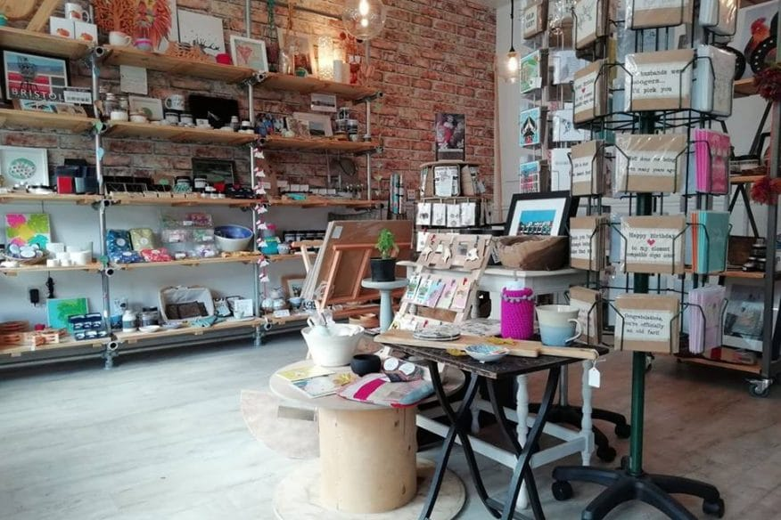 Best Bristol independent shops - Independent Design Collective