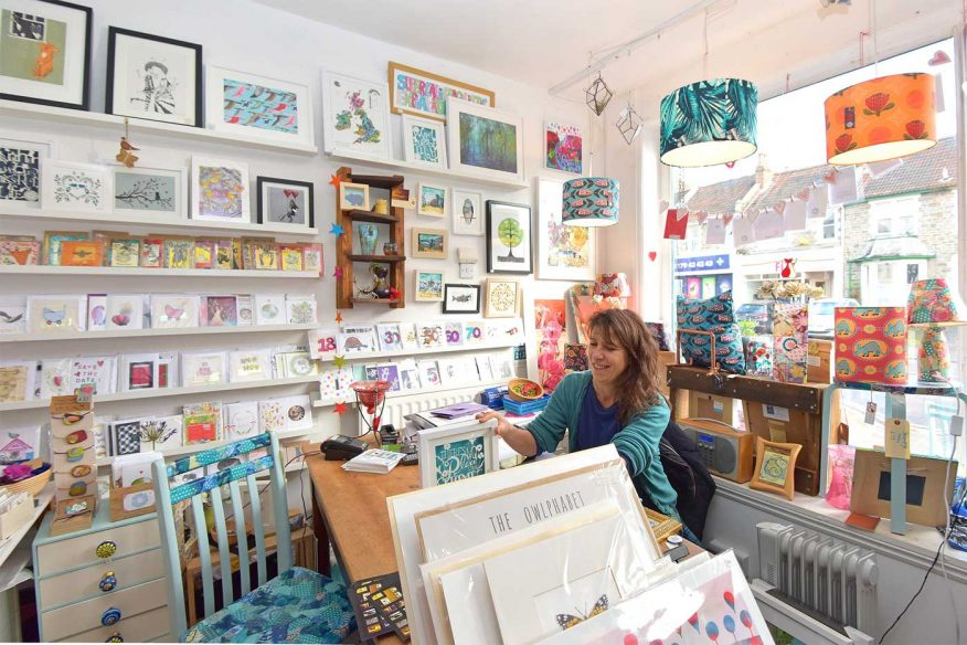 Best independent shops in Bristol - Room 212