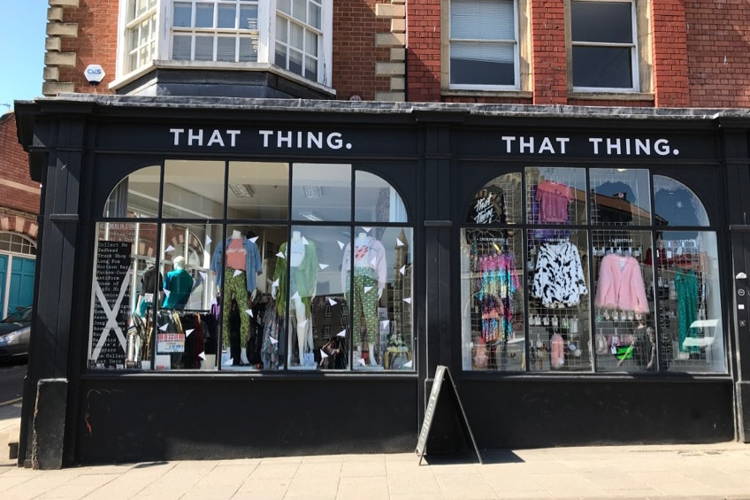 Best independent shops in Bristol - That Thing